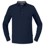 Stretch Pique Shirt Long Sleeve