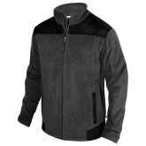 FJ46 - Fleece Jacket Stretch