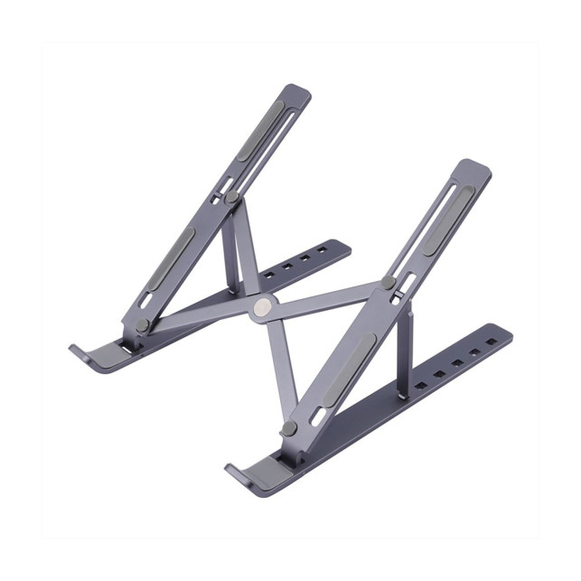 Foldable Laptop stand - space grey