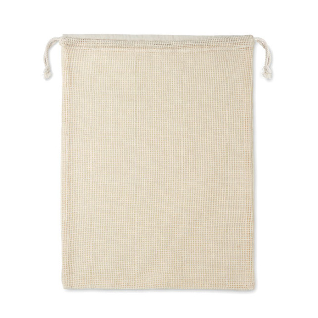 Veggie - Re-usable cotton mesh food bag