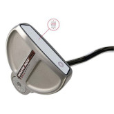 Odyssey White Hot Pro 2-ball