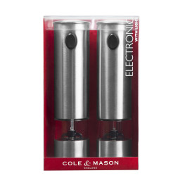 Salt & pepper elektrisk battersea cole&mason™