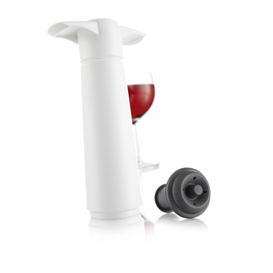 Wine saver blister + 1 stopper