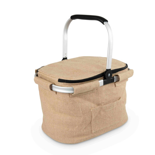 Cooler Basket Jute