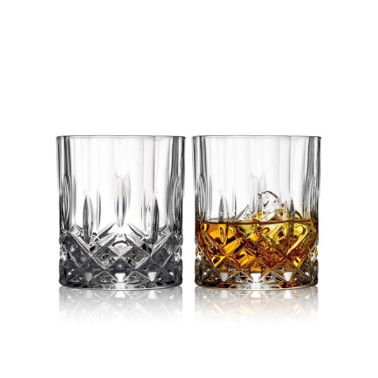 Lyngby Lounge Whisky Glas