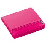 Nylon writing case with zipper