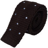 Ringwood Knitted Tie