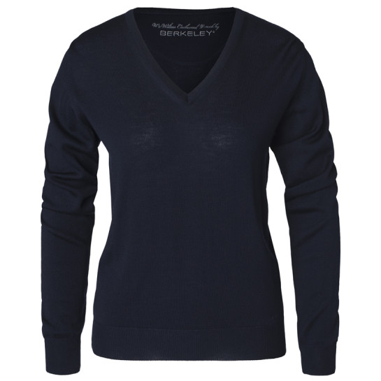 Women´s Wilton Cashwool V-Neck