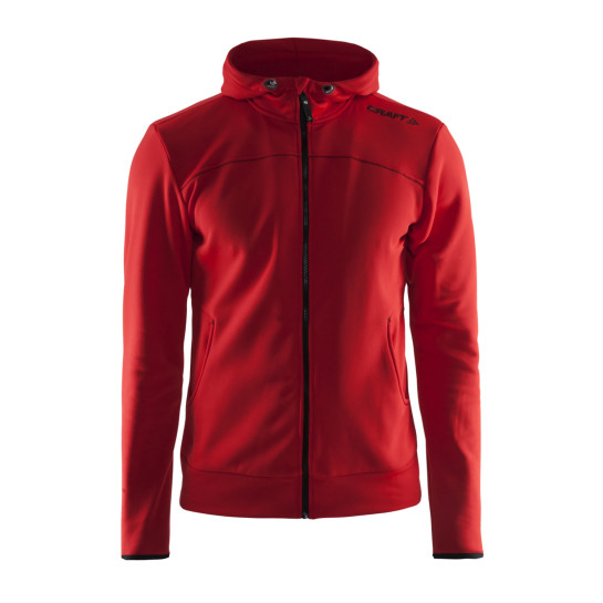 Craft Leisure Full Zip Hood Herr