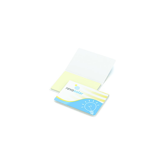 Memo-Card Hafnotiz White