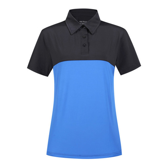Pine Valley Color Block Polo W