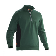 Sweatshirt 1/2-zip