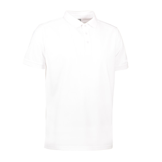 Man functional polo shirt