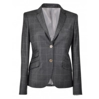 Tailor Megan Blazer windowcheck kavaj dam