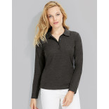 Ladies longsleeve podium polo