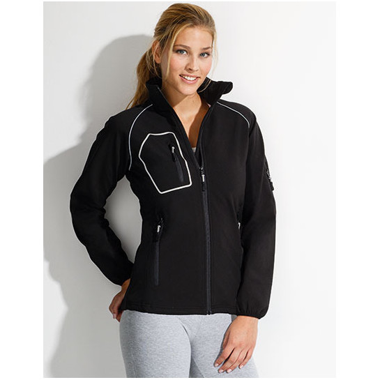 Rapid Women Softshell Jacket