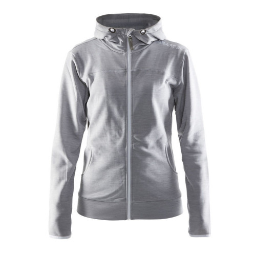 Craft Leisure Full Zip Hood - Dam