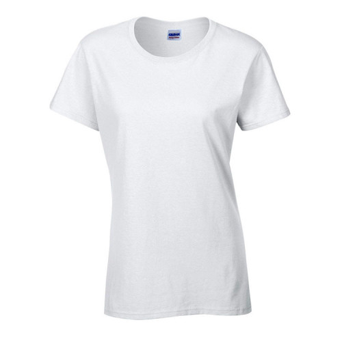 Gildan Heavy Cotton Ladies' T-Shirt (vit modell)