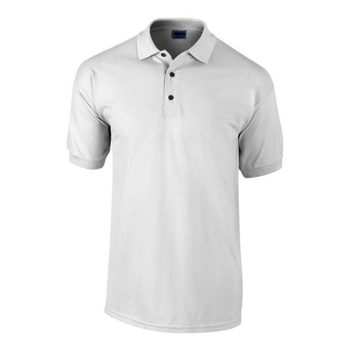 Ultra Cotton Polo Herr (vit modell)