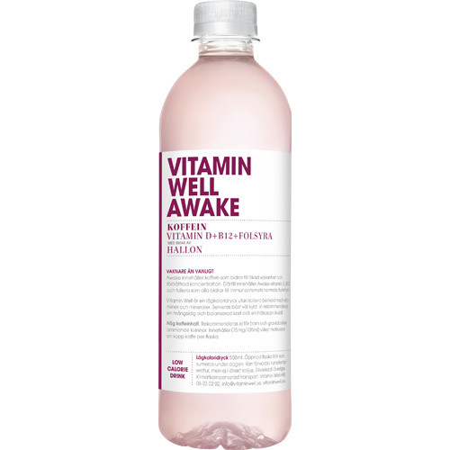 Vitamin Well Awake