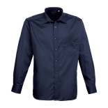 Long Sleeve Poplin Shirt