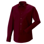 Men LS Easy Care Fitted