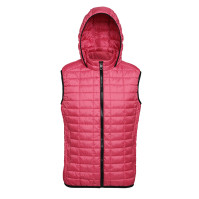 M´s Honeycomb Hooded Gilet