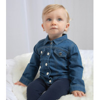 Baby Rocks Denim Jacket
