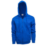 Zip Hooded Sweat Jacket