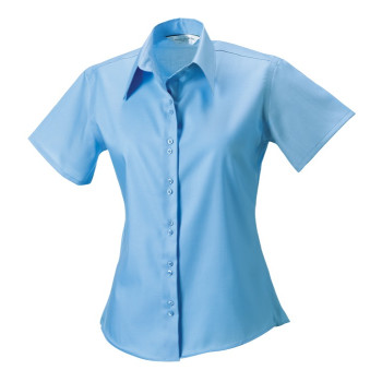 Ladies´S/S Ultimate Non iron Shirt