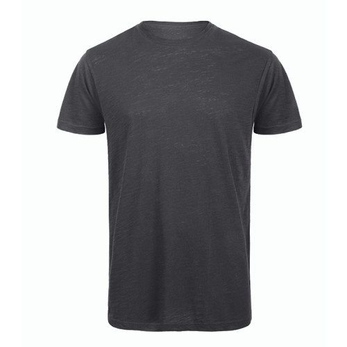 Men's 100% Slub Organic Cotton Tee