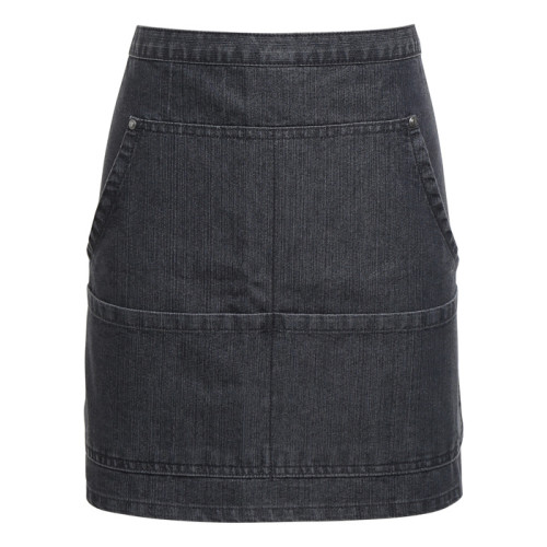 Jeans Stitch Denim Waist Apron