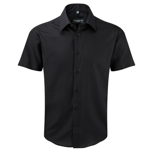 Men´s Short Sleeve Tailored Ultimate Non-Iron Shir