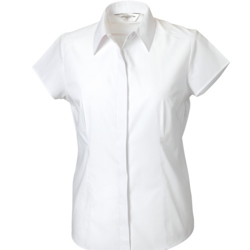 Ladies´ Cap S Polycotton Easy Care Fitted Poplin S
