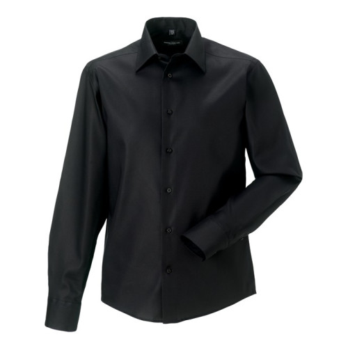 Men´s Long Sleeve Tailored Ultimate Non-Iron Shirt