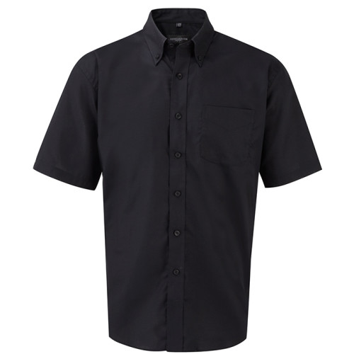 Men´s Short Sleeve Easy Care Oxford Shirt