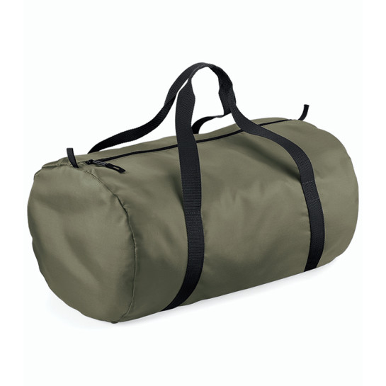 Packaway Barrel Bag