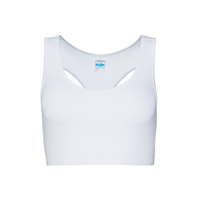 Girlie Sports Crop Top