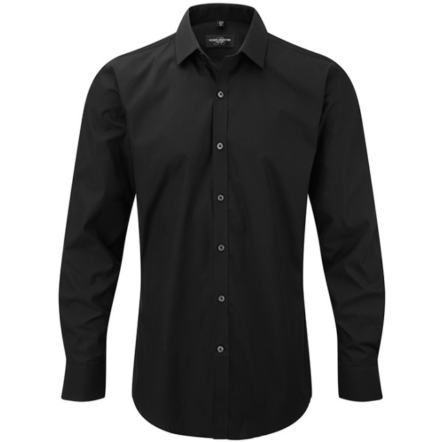 Men´s L/S Ultimate Stretch Shirt