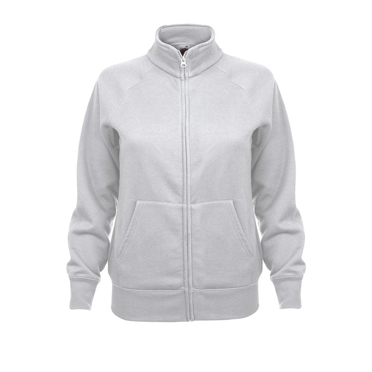 Nike Polar Full Zipped Svart Sweatjakke Dame