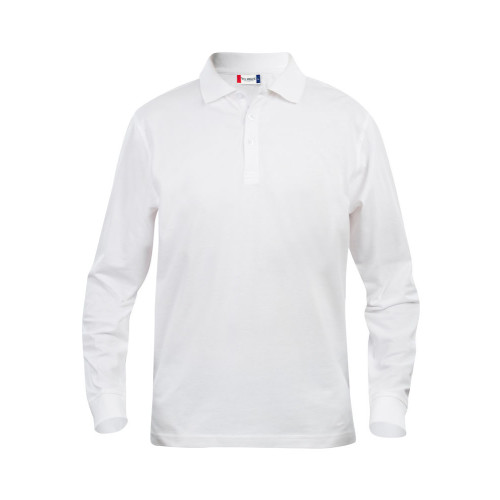 Basic Polo L/S Junior