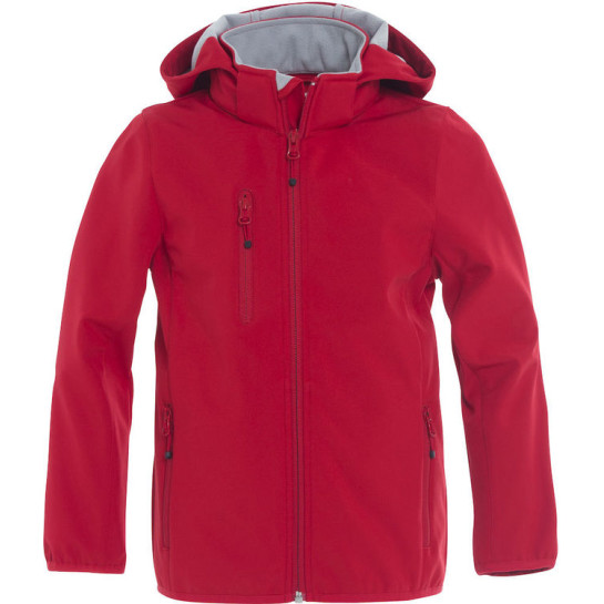 Basic Softshell Jacket Junior