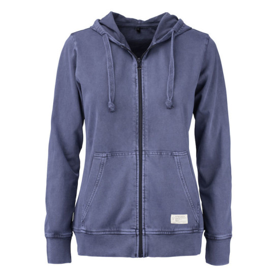 Thorp Denim Hood FZ Ladies