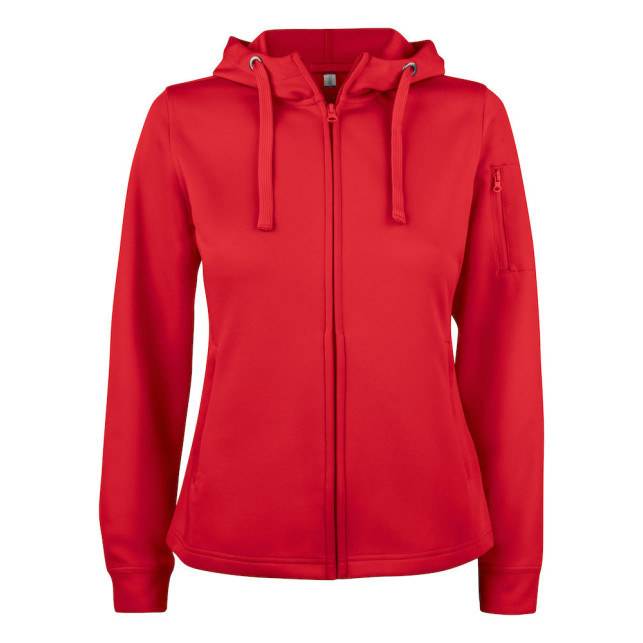 Basic Active Hoody FZ W