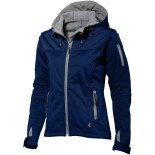 Match softshell jakke dame