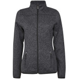 Lady Knitted Fleece Jacket