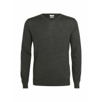 Merino Wool V-Neck