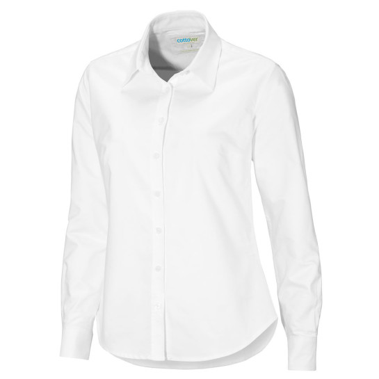 Oxford shirt l.sl Lady
