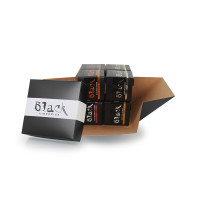 Black Giftbox, 8-pack med Lakrits