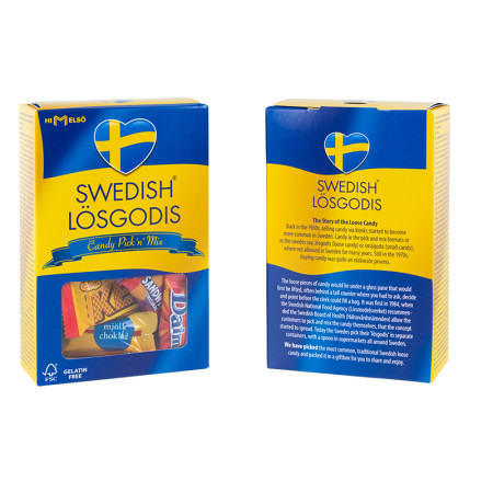 Swedish Fika - Lösgodis